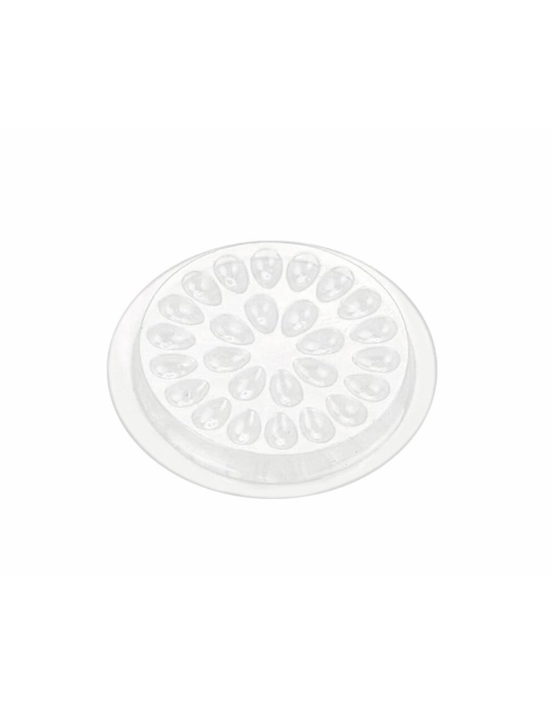 Star Lashes World Disposable Eyelash Glue Holder (100)