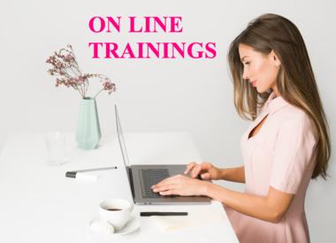 ON LINE TRASININGS