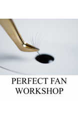 Star Lashes World Perfect fan workshop - MONTREAL