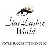 STAR LASHES WORLD  - Eyelash Extensions Trainings - Supplies - Shipping Worldwide