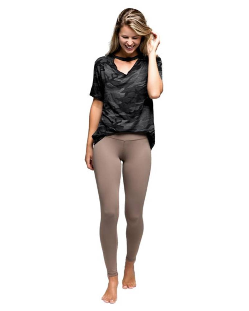 Strut This Teagan Ankle Taupe OS