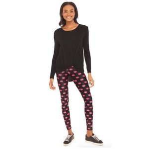 Terez Lip Lock Tall Band Pant
