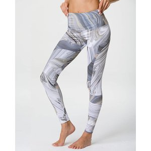 Onzie Marble Geo High Rise Graphic Legging