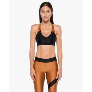 Koral Bunji Sprint Black/Sunstone Sports Bra