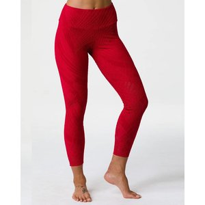 Onzie Red Selenite Midi Legging