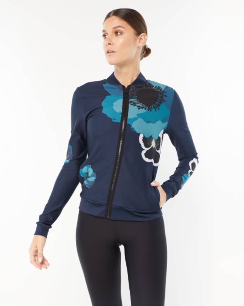 Ultracor Gravity Superbloom Jacket Navy
