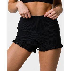 Onzie Black Rib Le Femme Short