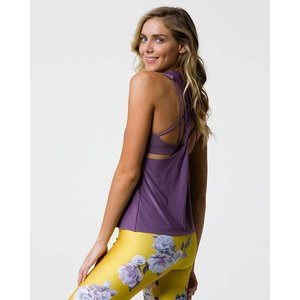 Onzie Purple Eagle Tank