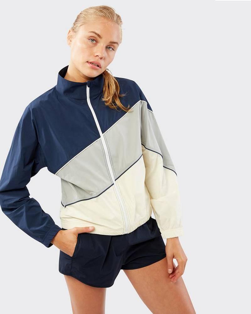 Splits59 Playoff Jacket Indigo/Stone