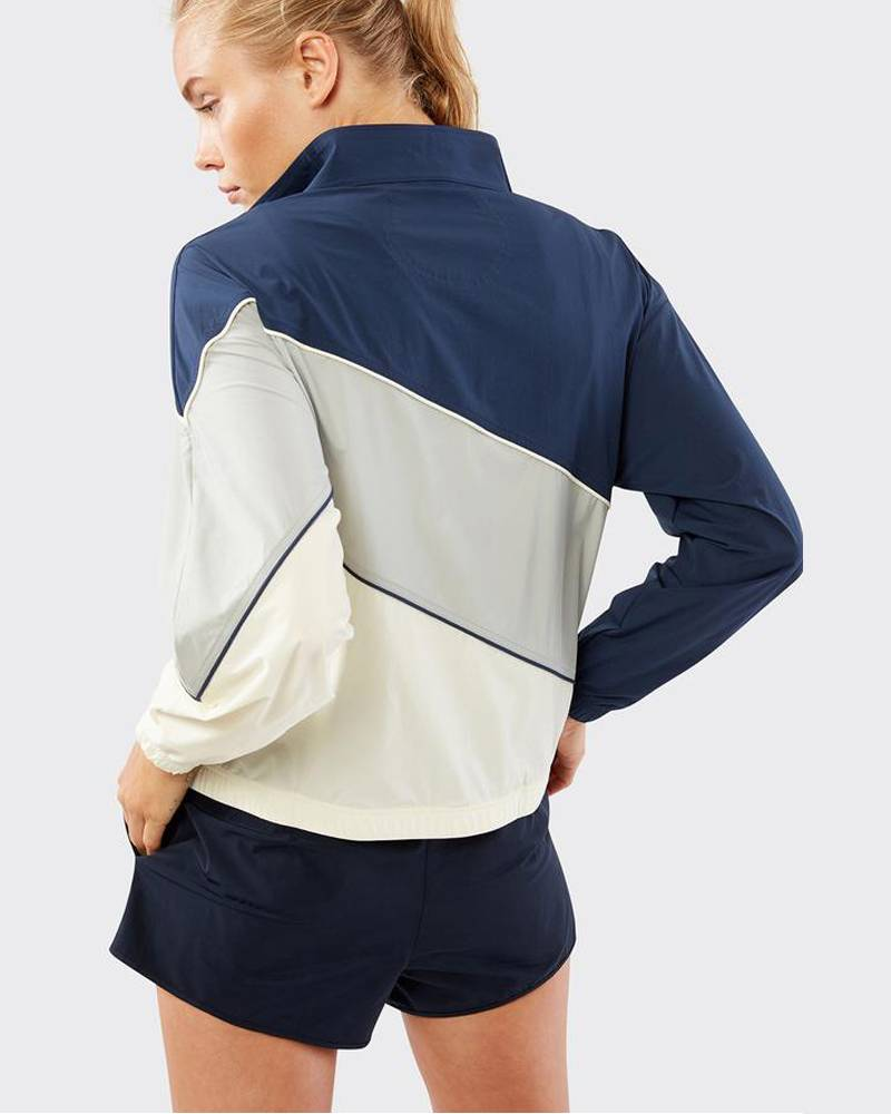 Splits59 Playoff Jacket Indigo/Stone