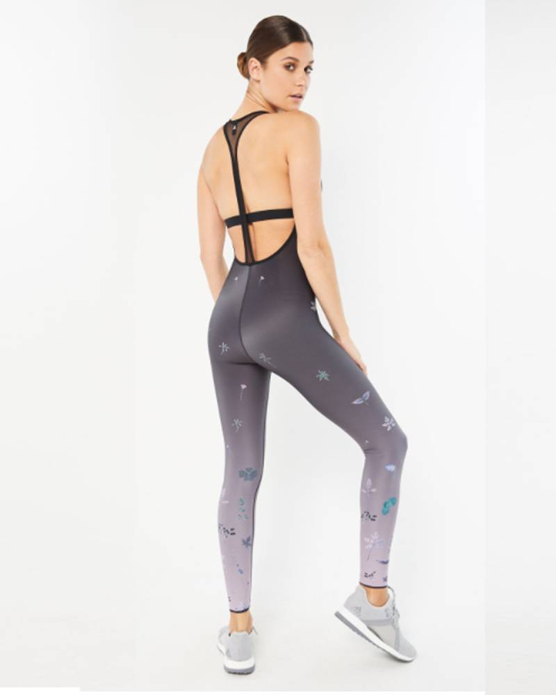 Ultracor Tempo Printemps Unitard Lavender