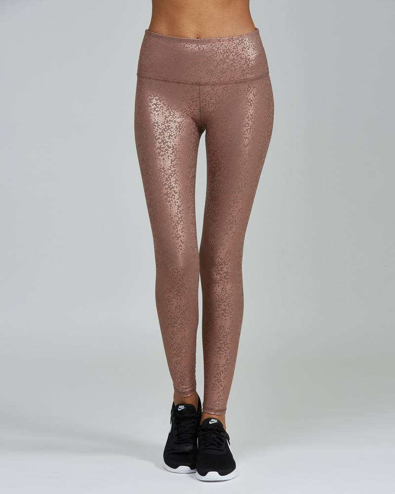 Noli Gloss Legging Rose