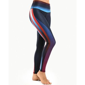 Playground Fantasy Track Multi Color Ombre Legging