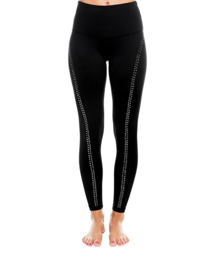 Strut This Lux Pant Black/Silverstud