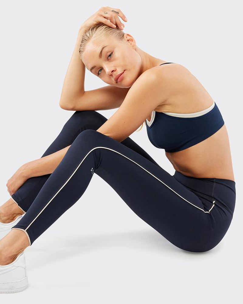 Splits59 Huddle High Waist Tight Indigo/Stone