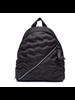 Puffy Round Backpack - Black