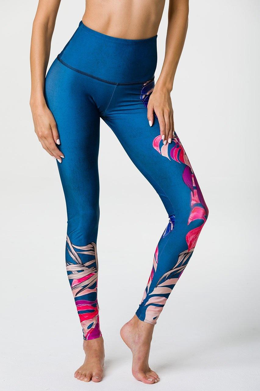 Onzie Boca High Rise Graphic Legging