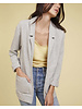 Nation Drea Relaxed Blazer Grey