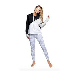 Strut This Gavin Sweatshirt Black/White/Grey