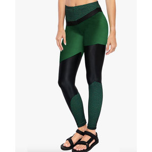 Koral Deuces Energy Black/Verde High Rise Legging