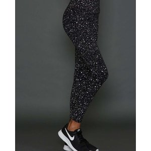 Noli Ultra Reflective Blk Legging