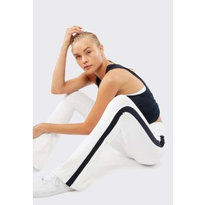 Splits59 Raquel Stripe Tight White/Indigo