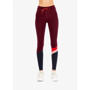 The Upside Maroon Retro Yoga Pant