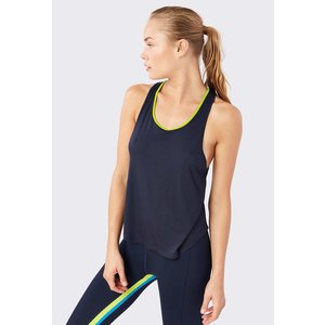 Splits59 Pin Tank Indigo/Neon Green