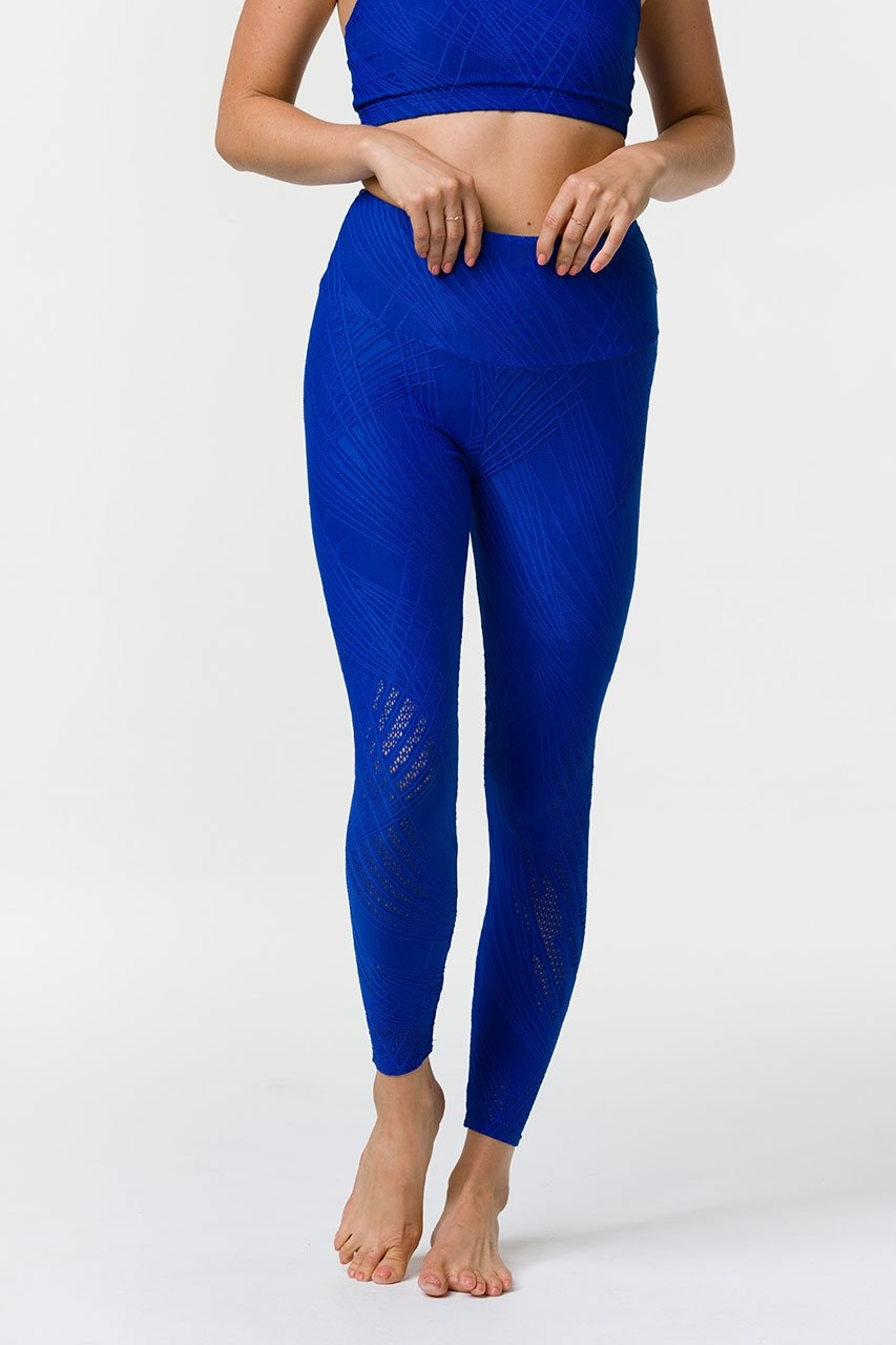 Onzie Selenite Midi Royal Legging