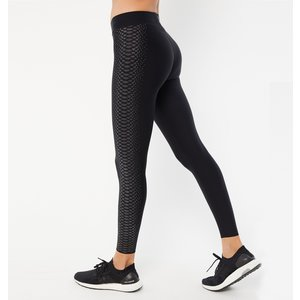 Ultracor Ultra High Boa Legging Nero Graphite