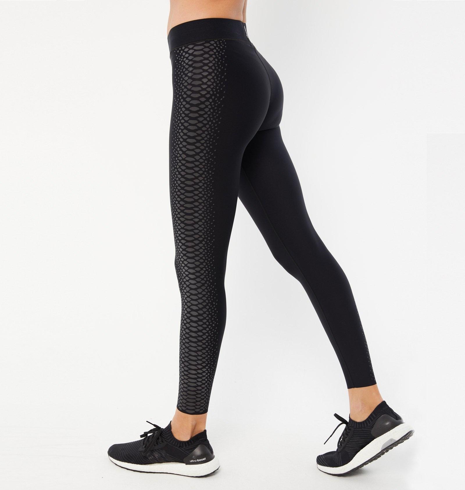 Ultracor Ultra High Boa Legging Nero Graphite