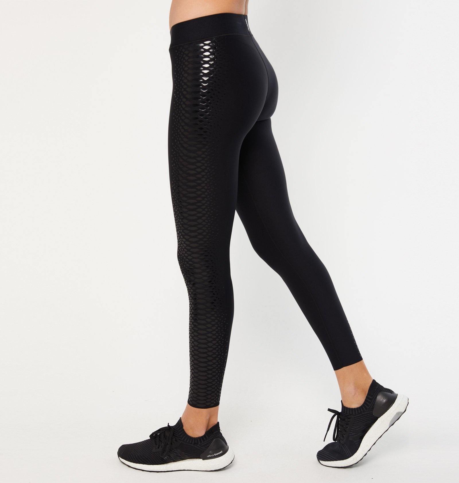 Ultracor Ultra High Boa Legging Nero Patent Nero