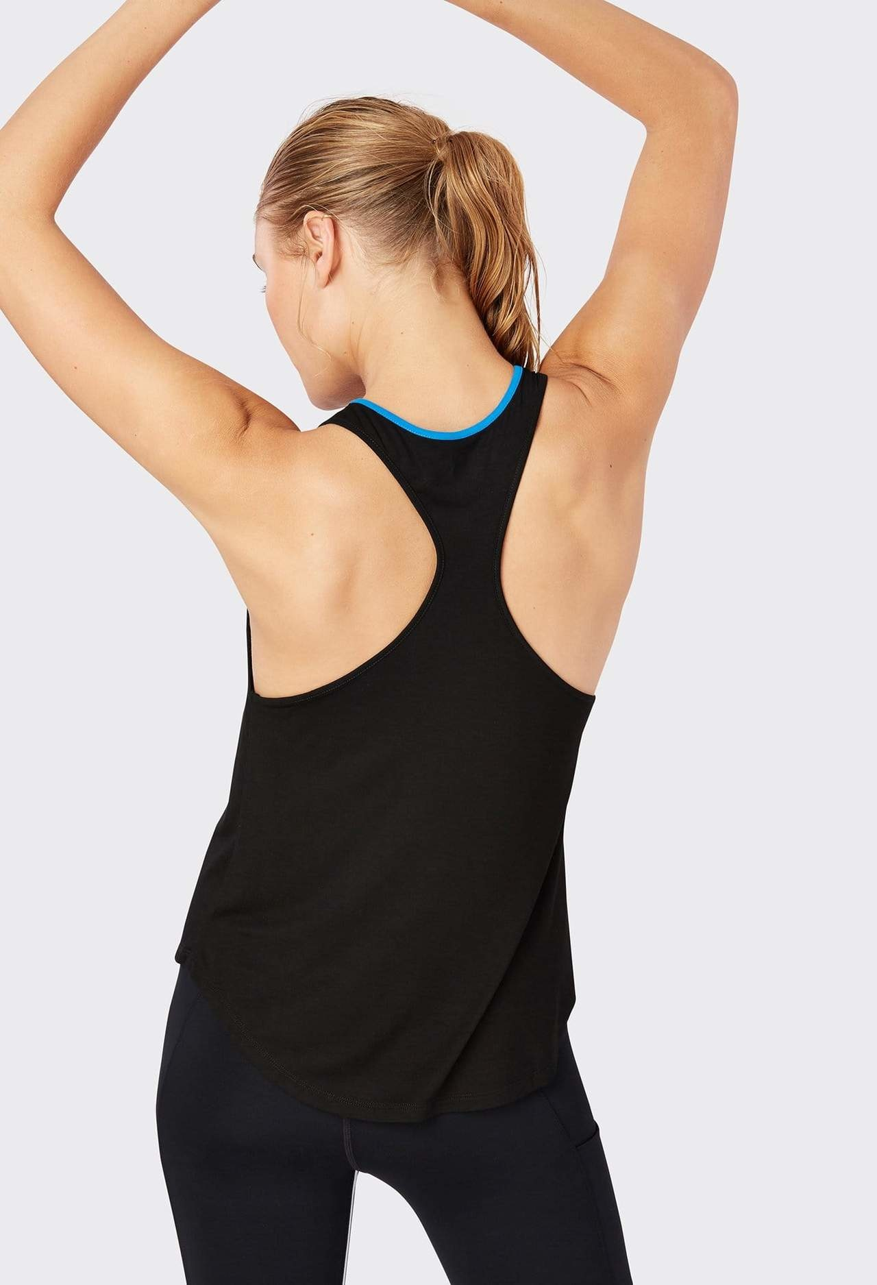 Splits59 Pin Tank Black/Neon Multi