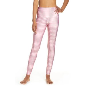 Onzie High Rise Legging High Tea