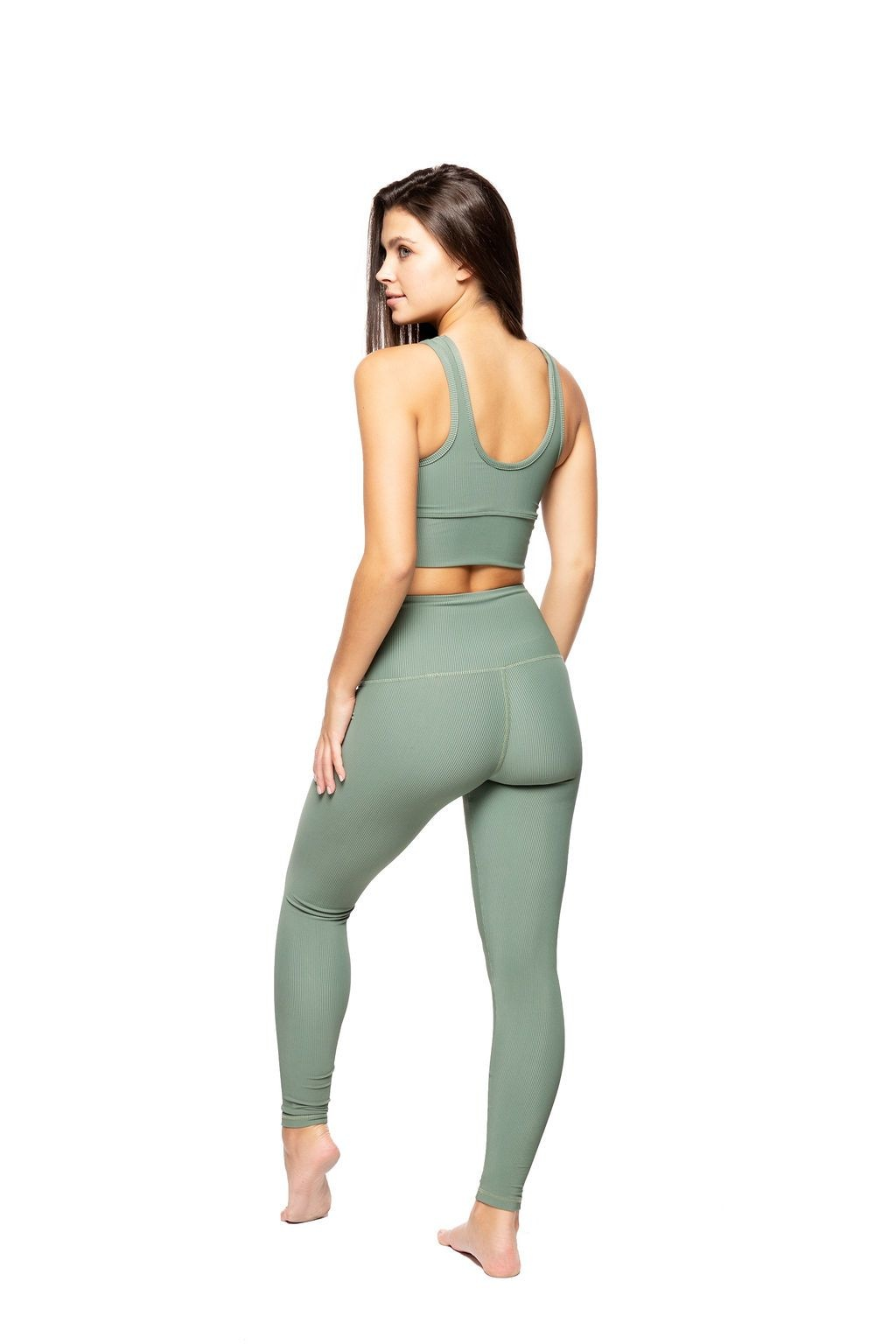 Strut This Kendall Ankle Sage Green