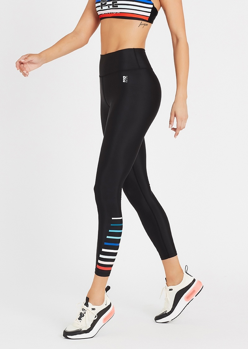 P.E. Nation Resurgance Black Legging