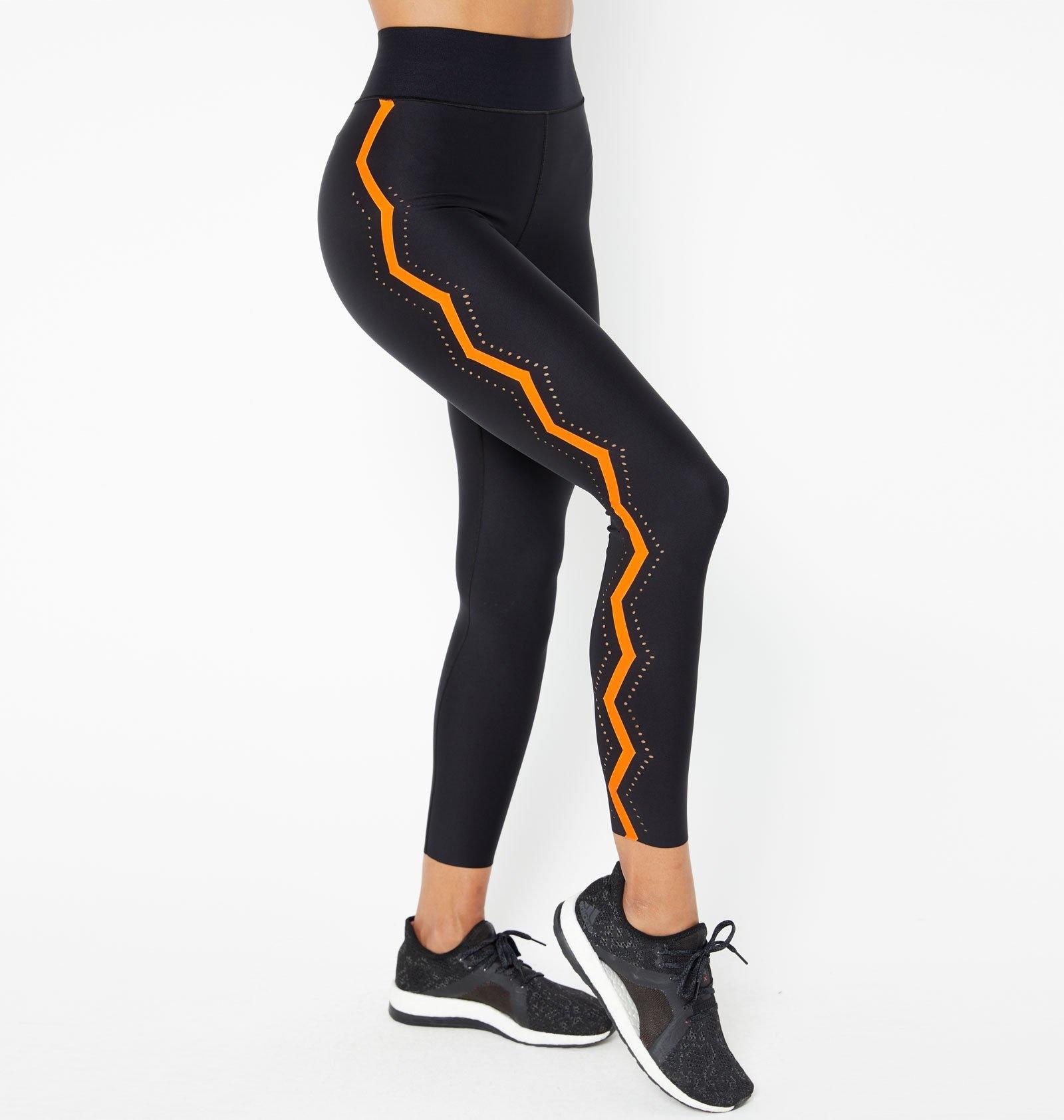 Ultracor Ultra High Serrated Legging Neon Orange