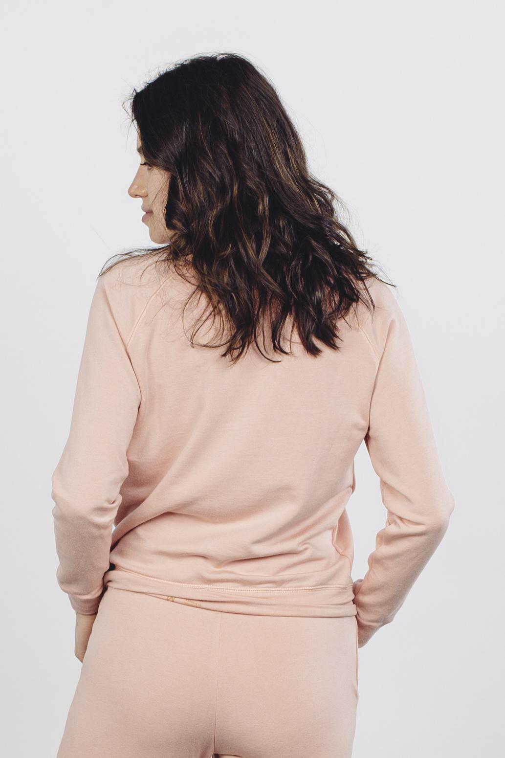 Softwear Womens Pullover Pink