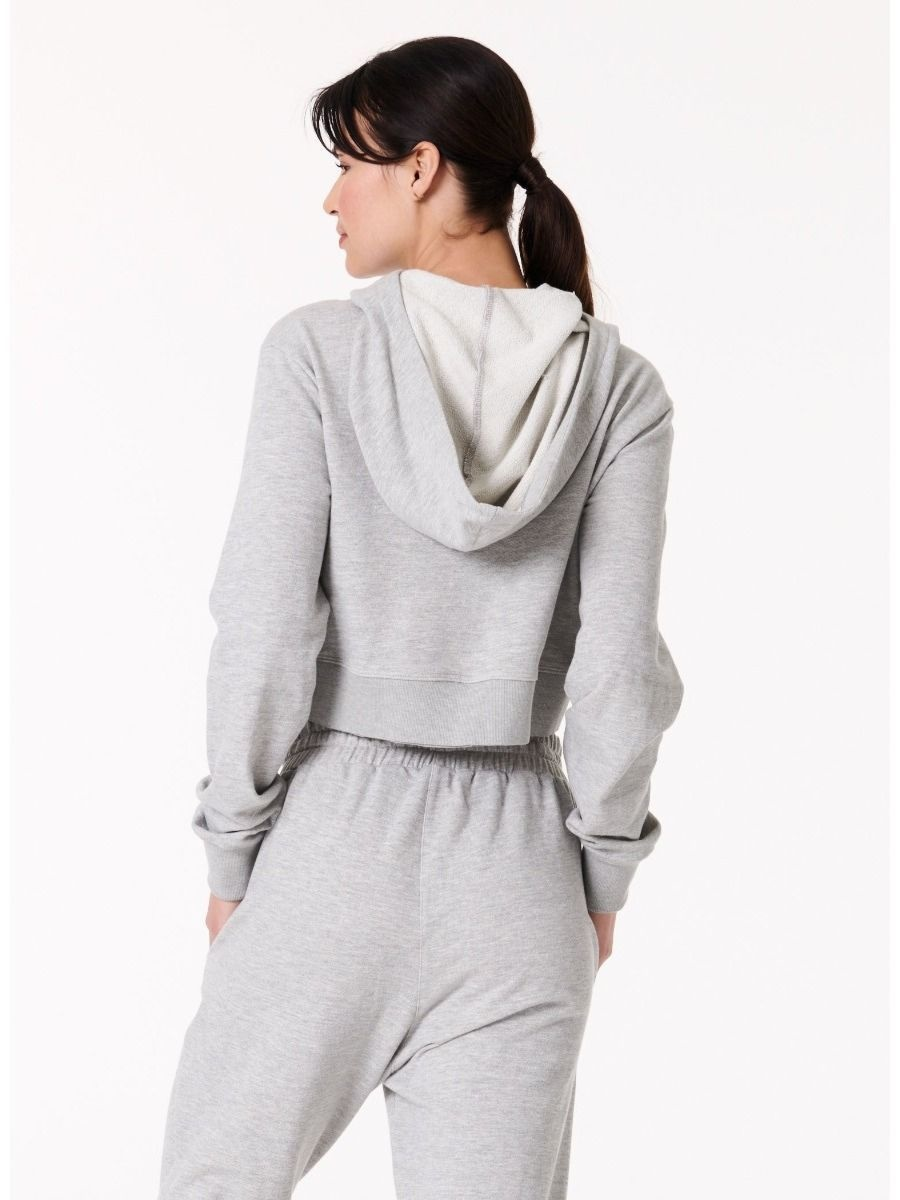 Try Out Sweat Heather Grey