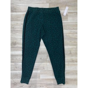 Sundays Presley Jogger Emerald Cheetah