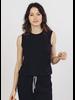 Softwear Womens Tank Obsidian Black