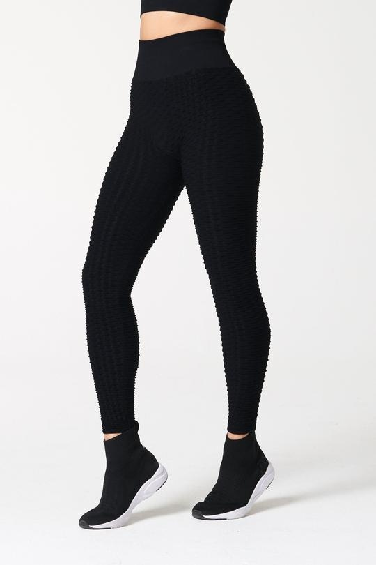 Layer Up Legging Black