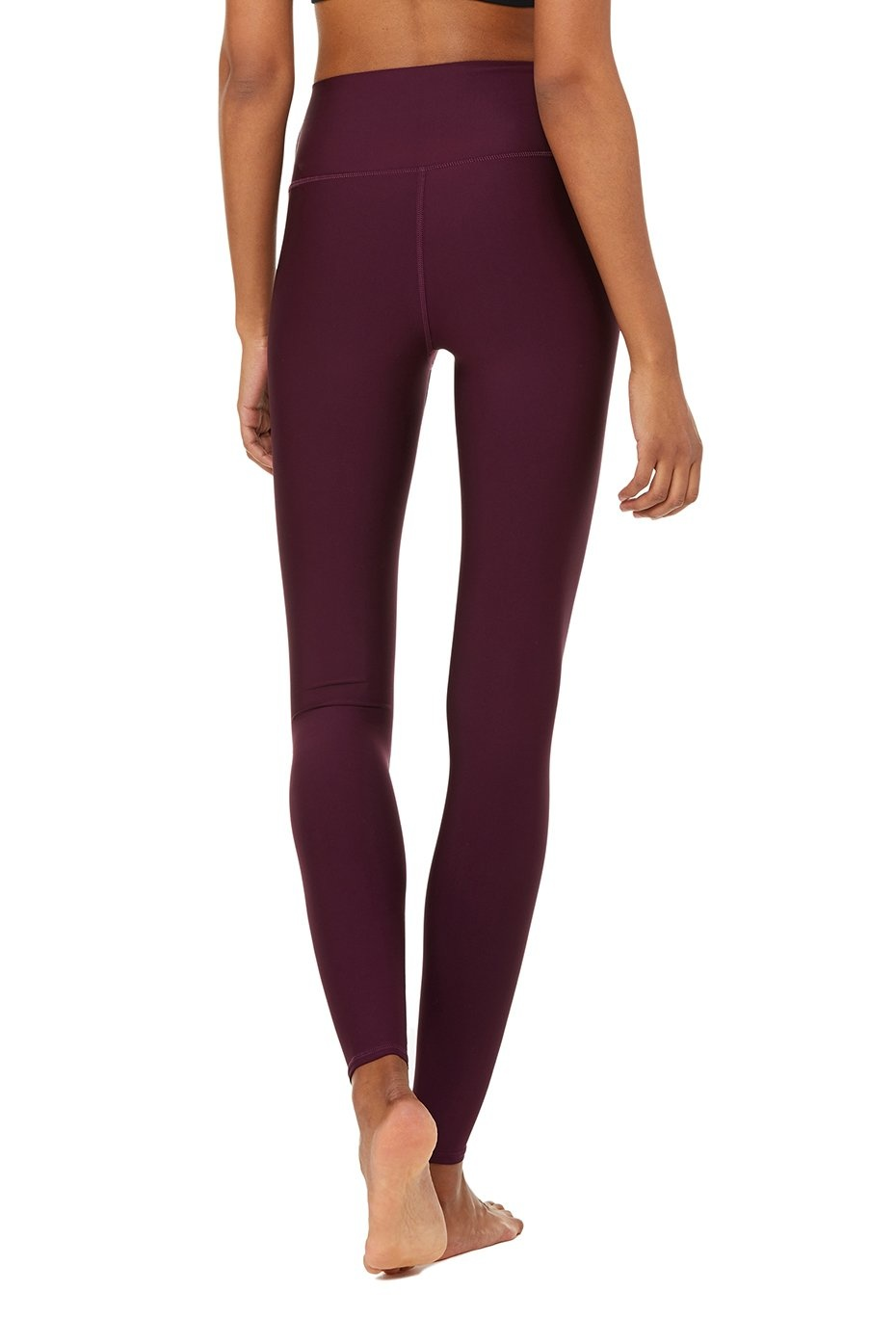 HW Airlift Legging Black Plum
