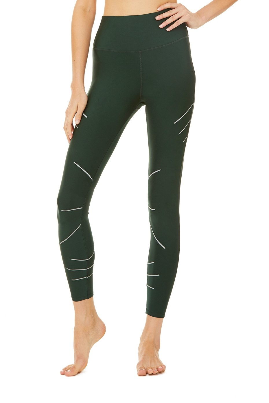 HW Sequence Legging Forest