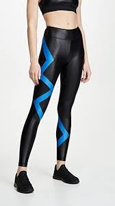 Koral Balance HR Infinity Legging Black/Aura