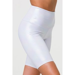 Onzie High Rise Bike Short Unicorn