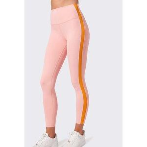 Splits59 Clare HW 7/8 Legging Pink/Nectarine