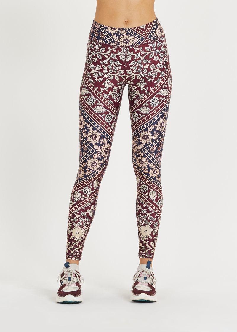 The Upside Paisley Yoga Pant