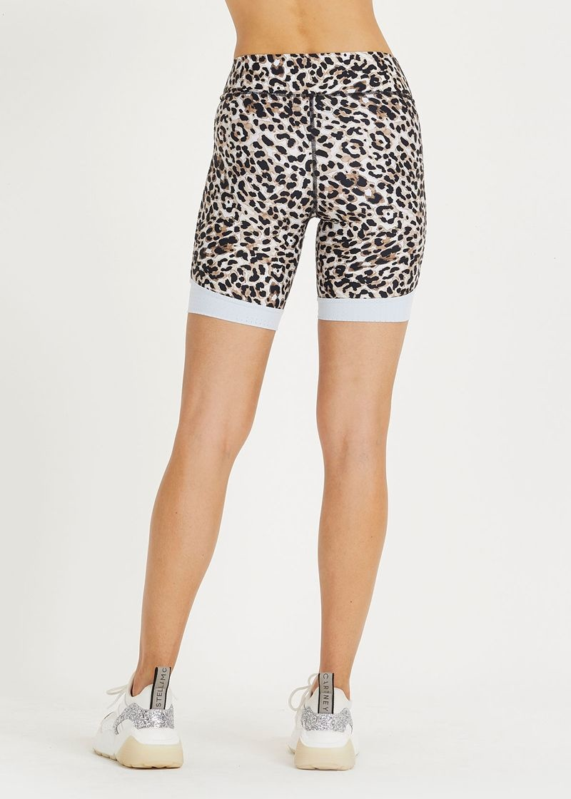 The Upside Water Leopard Spin Short