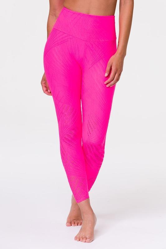 Onzie Selenite Midi Neon Pink